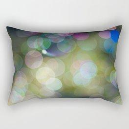 IRIDESCENT COLOURS OF SOAP FILM Rectangular Pillow