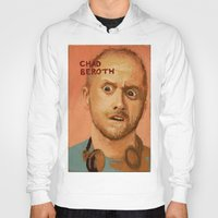 chad wys Hoodies featuring 50 Artists: Chad Beroth by Chad Beroth