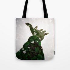 Reach Too Tote Bag