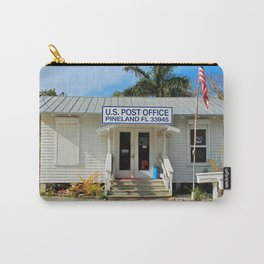 Pineland Post Office II Carry-All Pouch