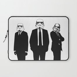 """""""These Aren't The Prom Dates We're Looking For"""" Laptop Sleeve"""