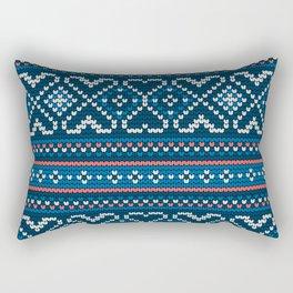 Pattern in Grandma Style #59 Rectangular Pillow
