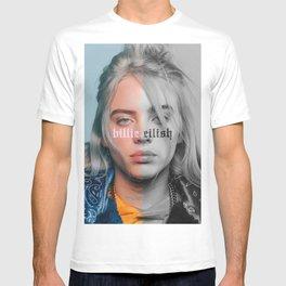 Billie Eilish Poster T-shirt