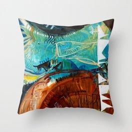 Lauren Nemchik - Compatibility  Throw Pillow