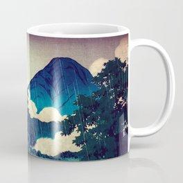 Under the Rain in Doyi Coffee Mug