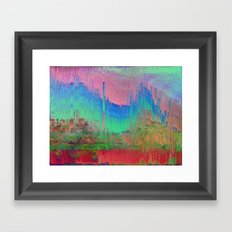 a prerequisite step to understanding or acceptance Framed Art Print