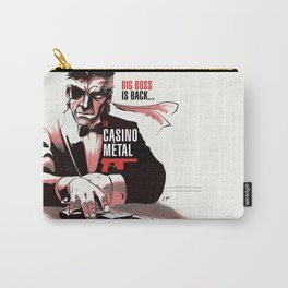 METAL GEAR: Casino Metal Carry-All Pouch