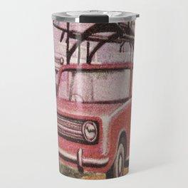 Conveying Cars Travel Mug