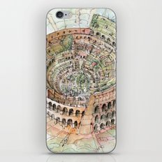 The Colosseo City iPhone & iPod Skin