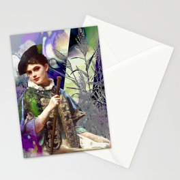 Wild Silk Stationery Cards