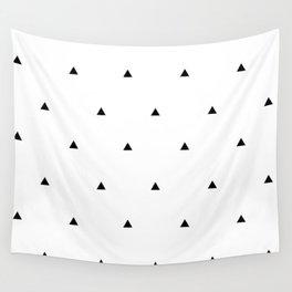 Tiny Triangles Wall Tapestry
