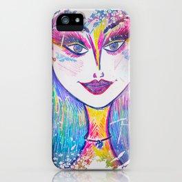 Stay Trippy, Little Hippie iPhone Case