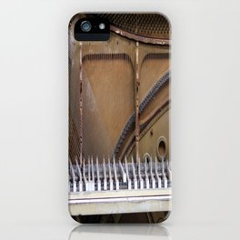 Alley Piano iPhone Case