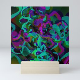 Midnight Vape Mini Art Print