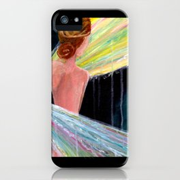 Florid iPhone Case