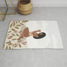 Passion is energy. Feel the power. Rug