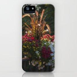 Bouquet Sur Seine - France iPhone Case