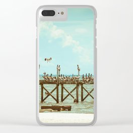 The Life Clear iPhone Case
