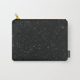 Granite Galaxy Black Carry-All Pouch