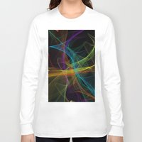 destiny Long Sleeve T-shirts featuring Destiny by Christine Workman