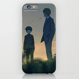 Mob Psycho iPhone Case