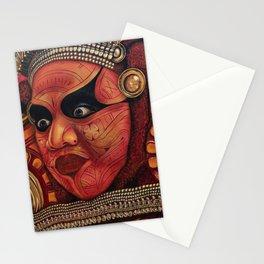 Incarnations of God- Theyyam (2/10) Stationery Cards