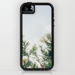 Neutral Spring Tones iPhone Case