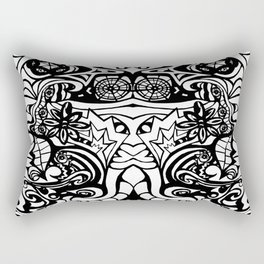 Eye Wonder #4 Rectangular Pillow