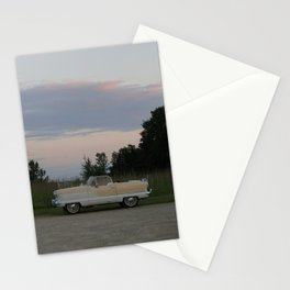 Nash Metropolitan at Sunset Stationery Cards