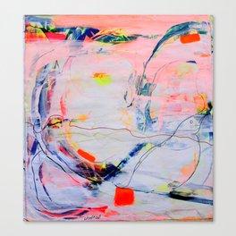 Abstract Art- 99 Canvas Print