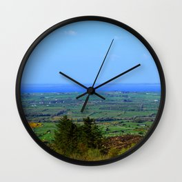 Ladies Brae Wall Clock