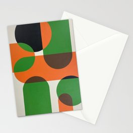 Desert Moderne Stationery Cards