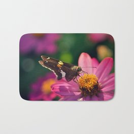 Silver-spotted Skipper Bath Mat
