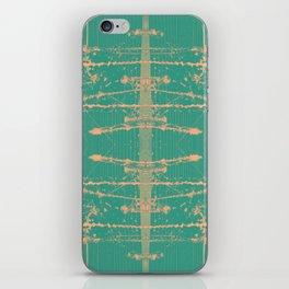 AGUA iPhone Skin