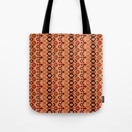 Ethnic ikat pattern.3 Tote Bag