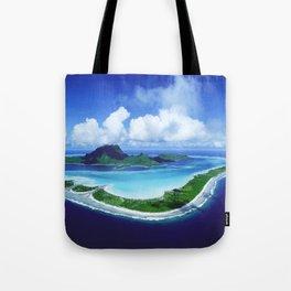 Bora Bora Tote Bag