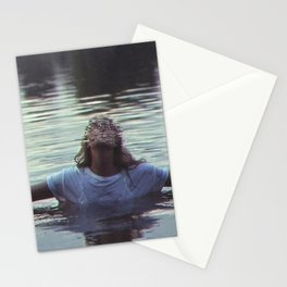 Water graves 3 Stationery Cards