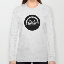 meh.ro logo Long Sleeve T-shirt