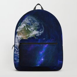 Lost In Space Backpack