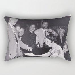Dance Moves #2 Rectangular Pillow
