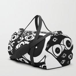 Dead Eyes Duffle Bag