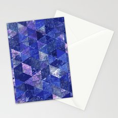 Abstract Geometric Background #19 Stationery Cards