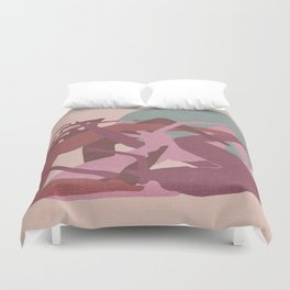 Witches in the Full Moon Duvet Cover