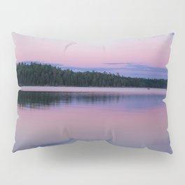Sunset on Little Loon Pillow Sham