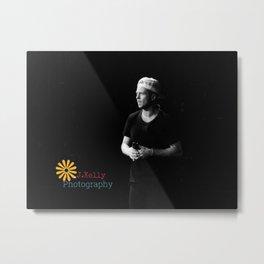 Ryan Tedder - OneRepublic Metal Print