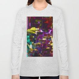Rainbow Bismuth Long Sleeve T-shirt