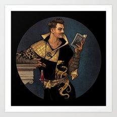 Leyendecker Dorian Art Print