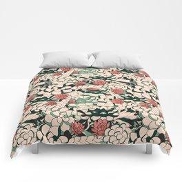 Agave Scculent Comforters