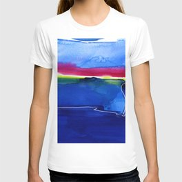 Meditations 33 by Kathy Morton Stanion T-shirt