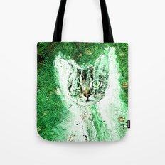 Meow Cat Universe Tote Bag